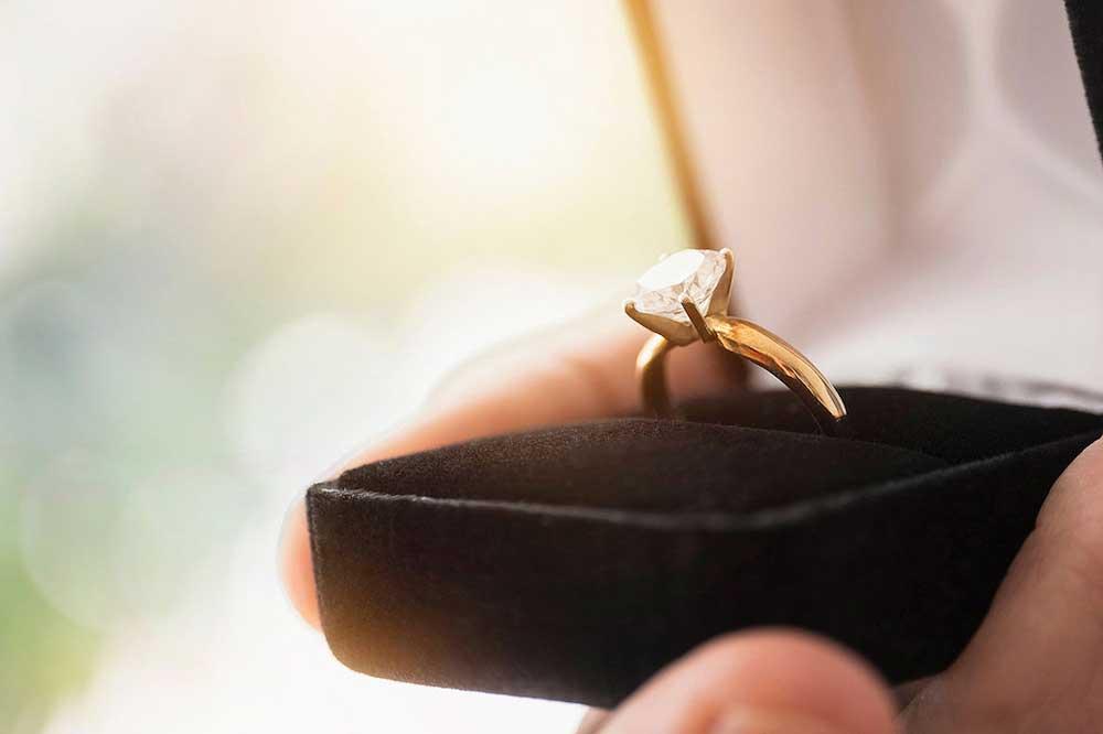 como pedir uma mulher em casamento