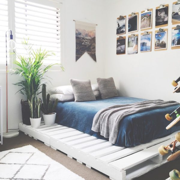 decoração de quarto masculino