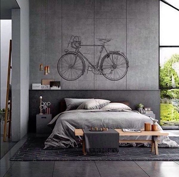 Vintage Wall Decor For Bedroom