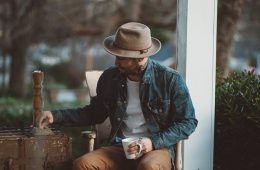 chapéu masculino