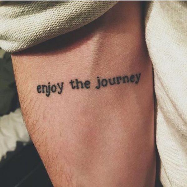 Tattoo Quotes Travel: 12 Ideias De Tatuagens Masculinas Para Fazer No Braço