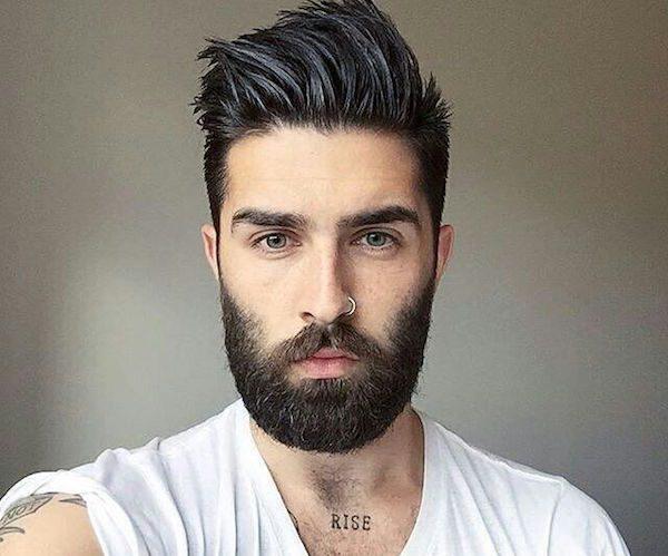 38 Maneiras De Combinar Seu Corte De Cabelo E Barba El Hombre