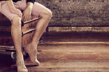 bermuda com bota