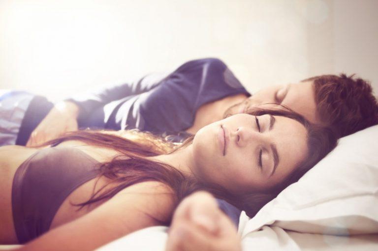 dormir conchinha