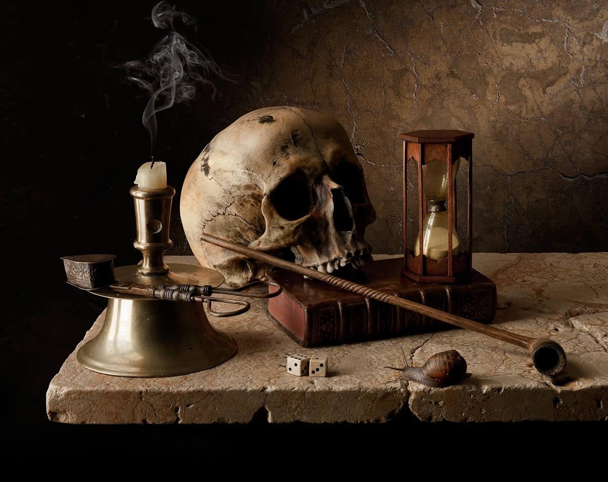 Memento mori, o recado que todo homem deveria lembrar