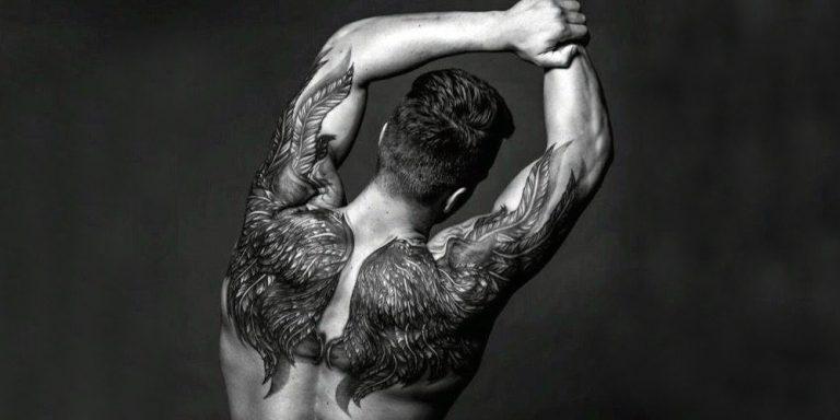 tattoo tatuagem masculina costas