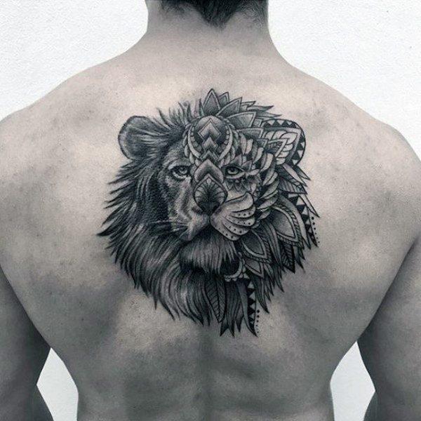 Tattoo 14 Ideias De Tatuagens Para Fazer Nas Costas El Hombre
