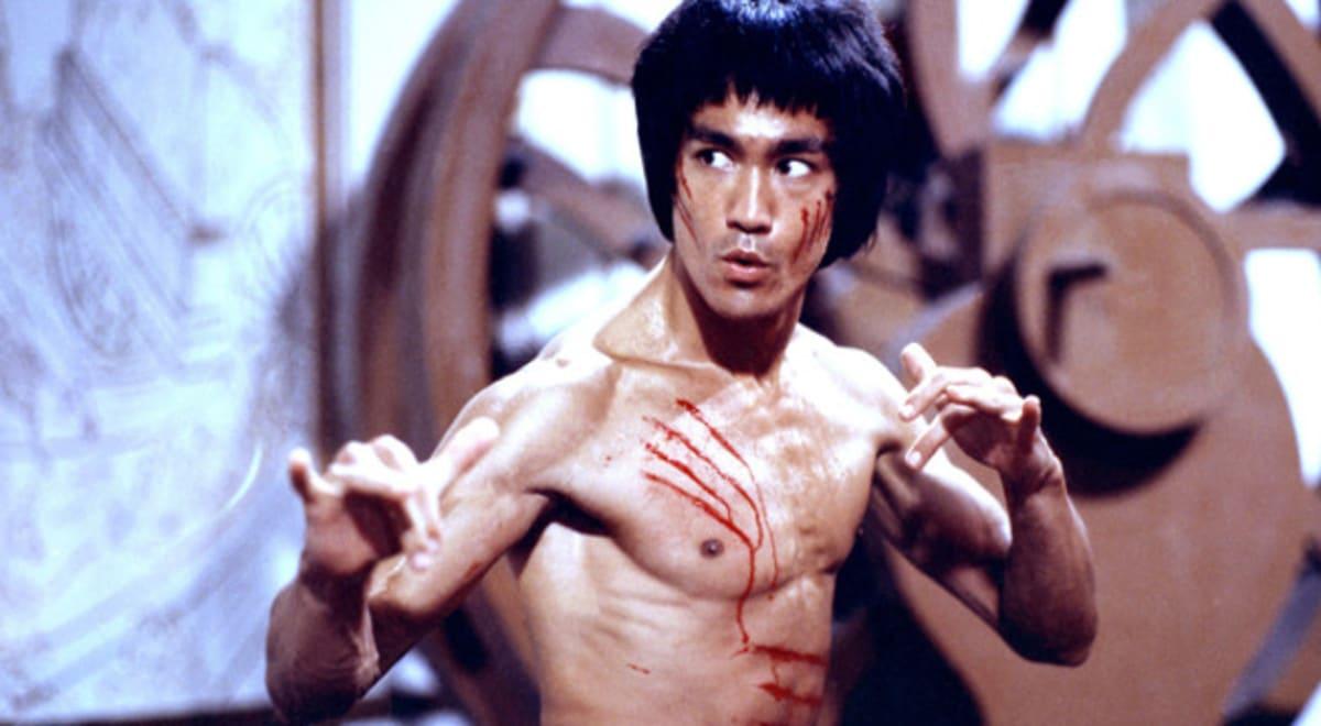 Bruce Lee lições vida