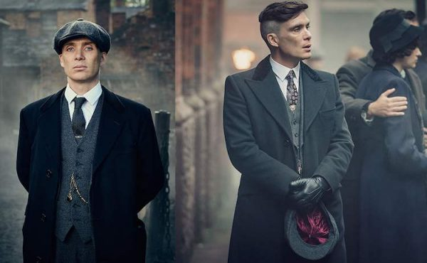 Thommy Shelby Peaky Blinders