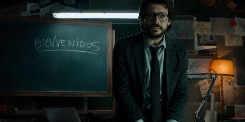 214330a68 La Casa de Papel  5 lições de vida com o Professor - El Hombre
