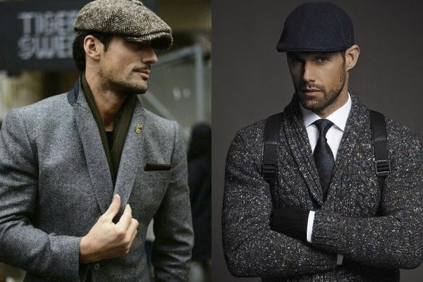 d14e350aa27db Como usar boina masculina dicas el hombre jpg 600x400 Boina masculina moda