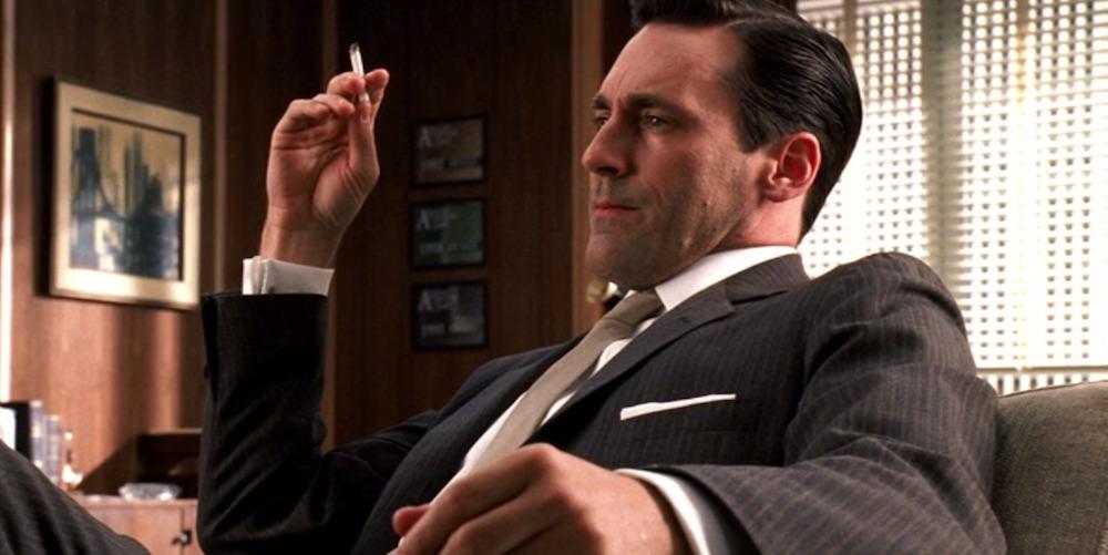 "6 lições de vida com Don Draper, de ""Mad Men"""