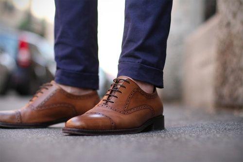 combinar meia calça sapato