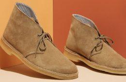 desert boots masculina