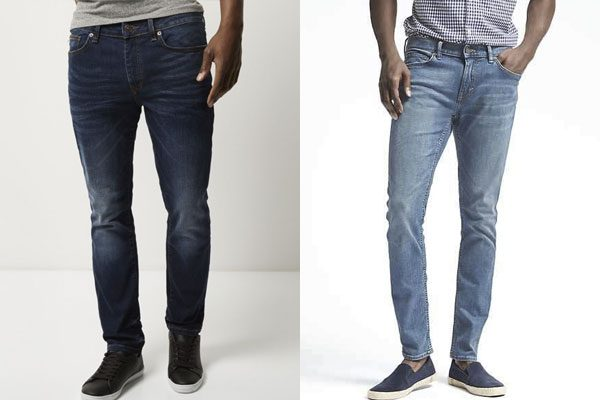ae8008ac0 Jeans  qual é a diferença entre calça slim e calça skinny  - El Hombre