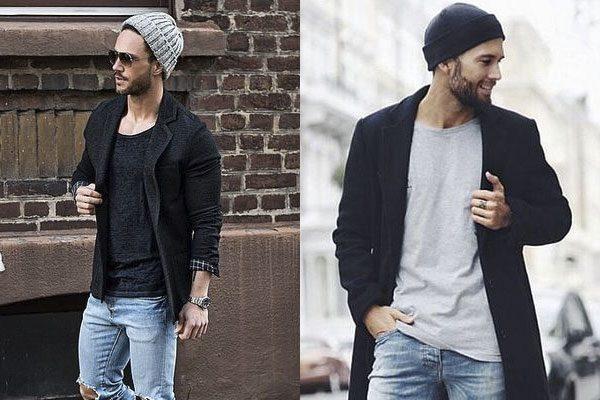 9cfeba95ef871 Como usar touca ou gorro masculino com estilo - El Hombre
