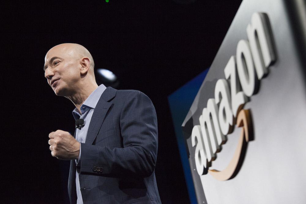 Jeff Bezos lições