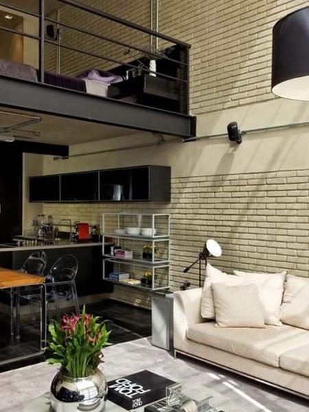 loft decoração