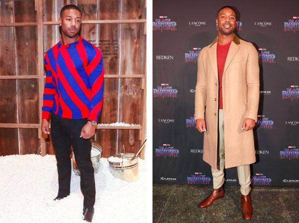 Michael B. Jordan é eleito o homem mais estiloso de 2018 - El Hombre 7da242a6a55
