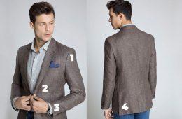 Qual é o caimento correto do blazer  4 dicas para acertar · El Hombre 5b176aecb29