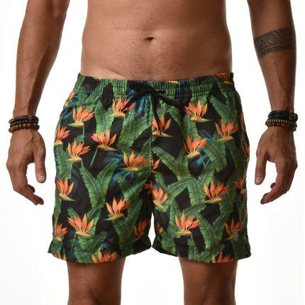Bermuda-floral-masculina