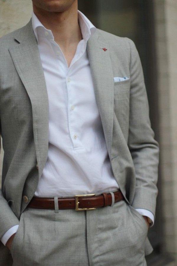 terno-cinza-homem-verão