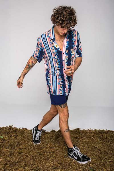32ea422ad Como usar camisa estampada masculina  5 dicas - Melhor Conteúdo Digital -  Moda MasculinaMODA MASCULINA