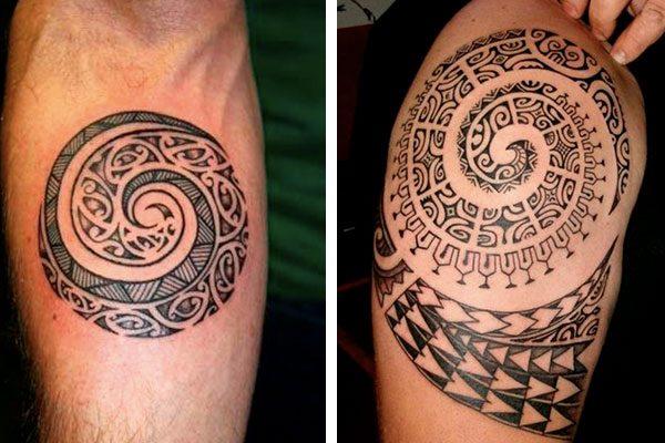tatuagem maori