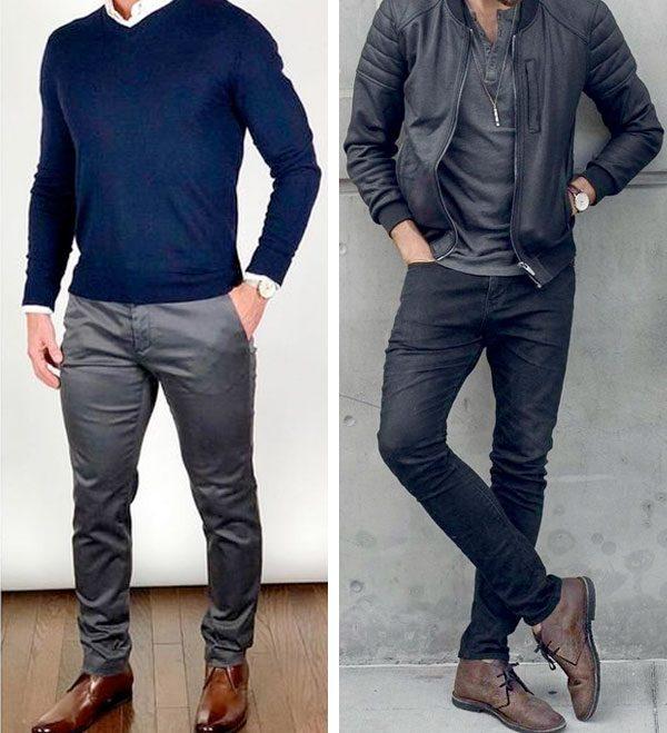 chukka boots masculina