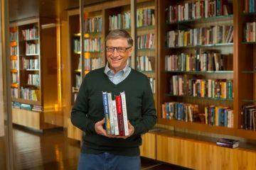 Bill Gates livros
