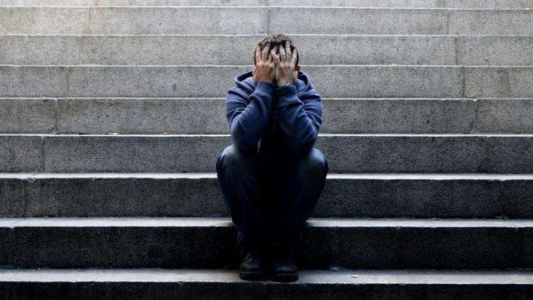 Depressão masculina