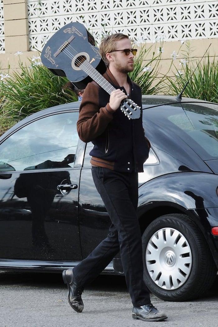 Ryan gosling Looks casuais