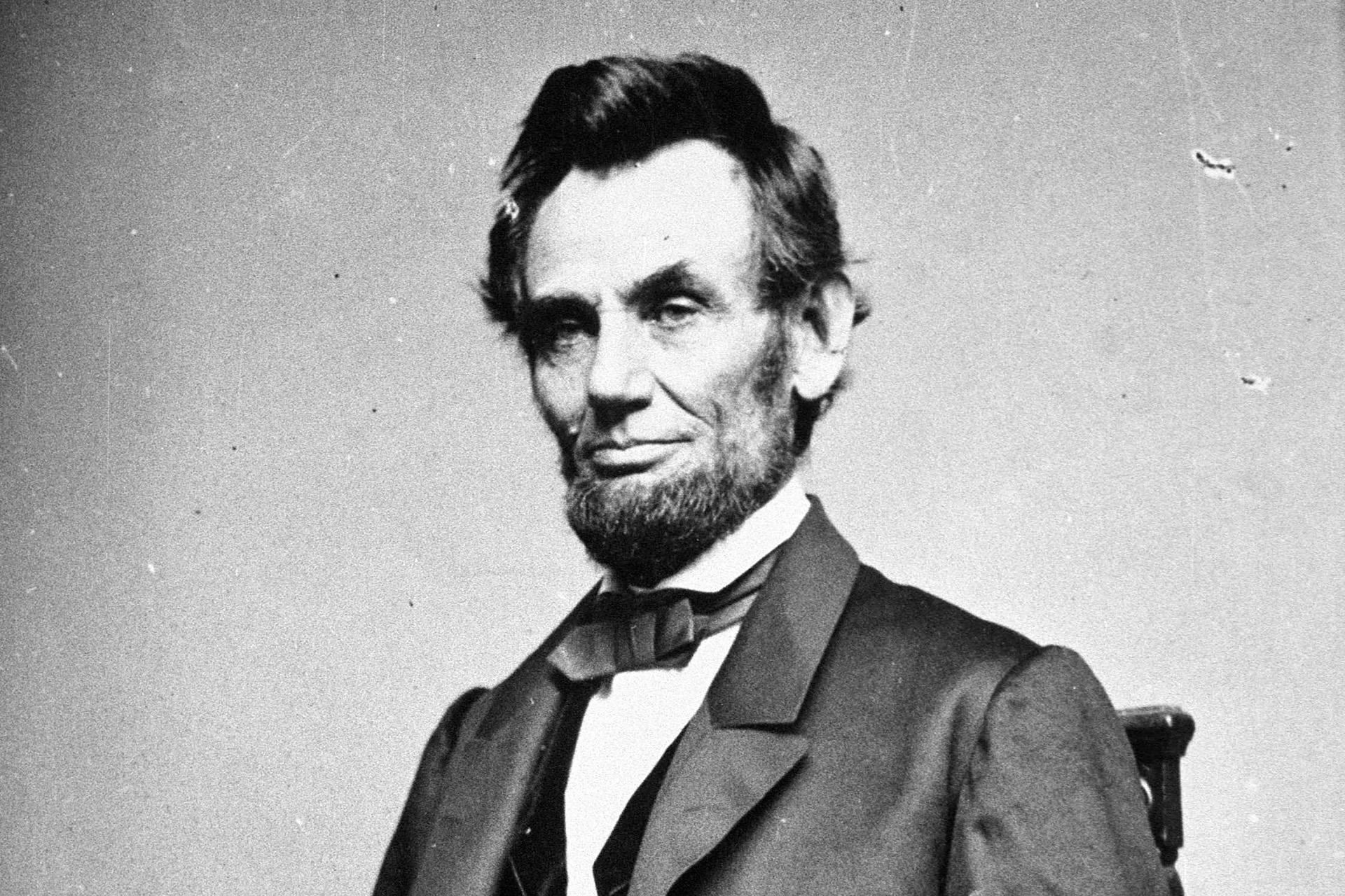 Abraham Lincoln presidente