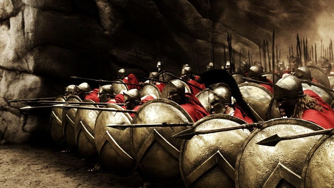 Guerreiros espartanos 300 Esparta