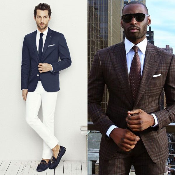 moda masculina atemporal