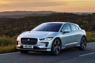 Jaguar elétrico