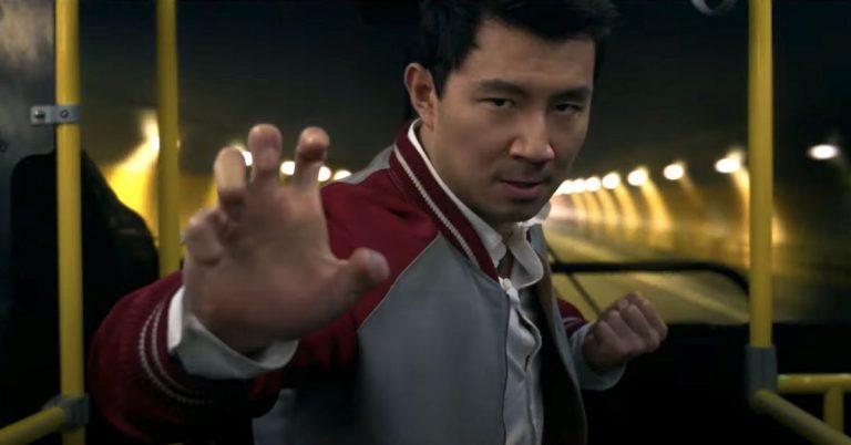Trailer Shang-Chi e a Lenda dos Dez Anéis