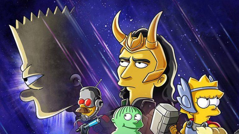 O Bem o Bart e o Loki
