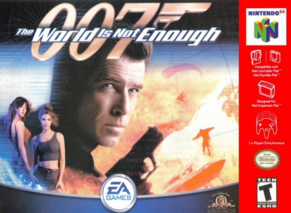 Os 20 melhores jogos do Nintendo 64