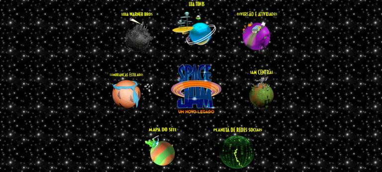 Site Space Jam