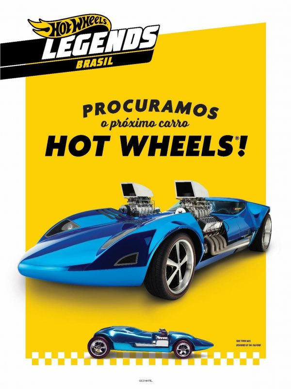 Hot Wheels Legends