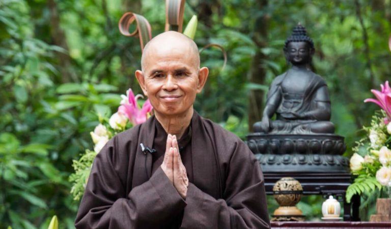 Thich Nhat Hanh Hanh budismo amor