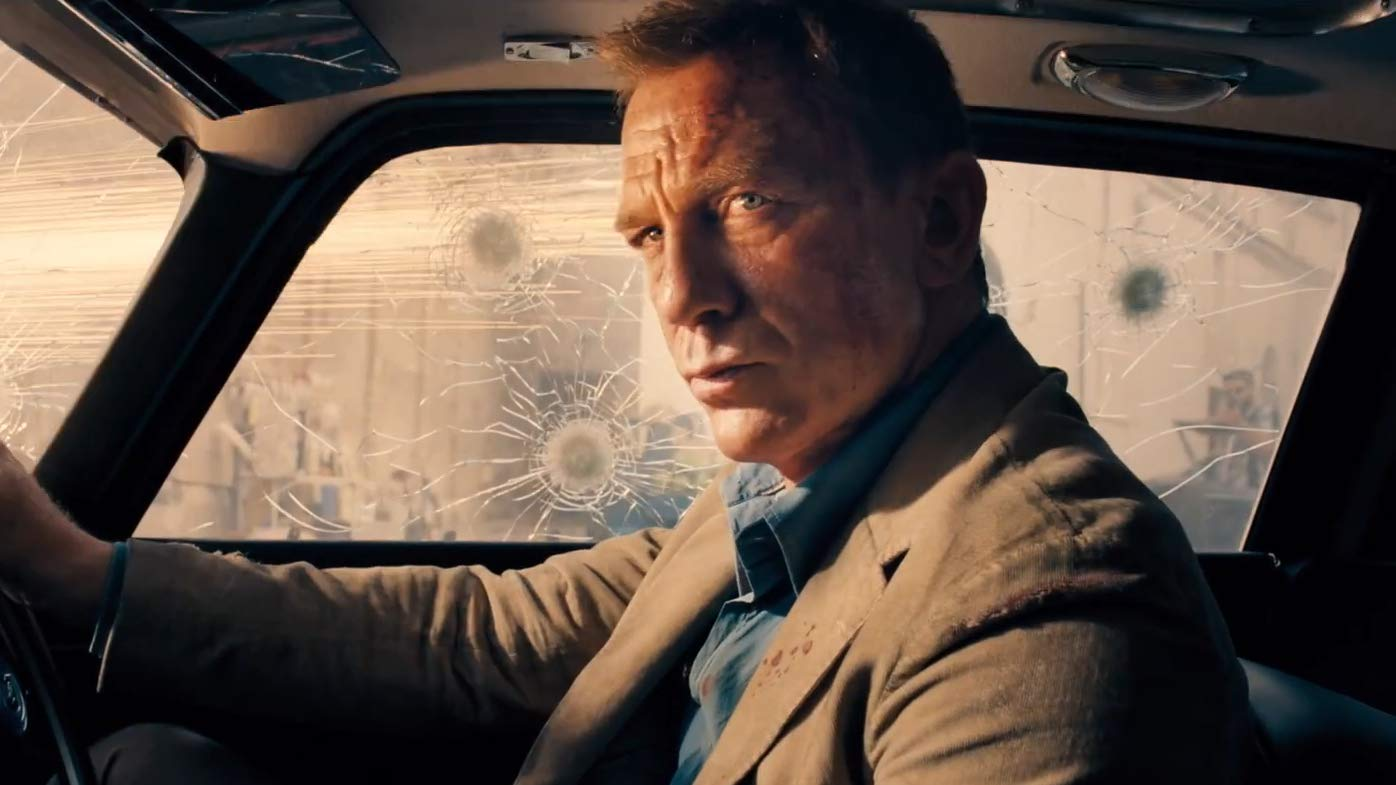 """007 - Sem Tempo Para Morrer"""" ganha último trailer!"""