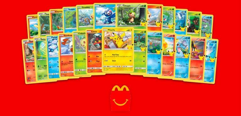 McDonald's Pokémon