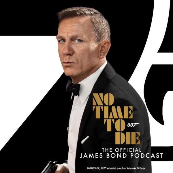 O Podcast Oficial do James Bond