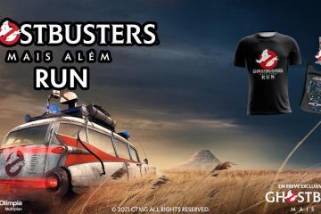 Ghostbusters: Mais Além Run